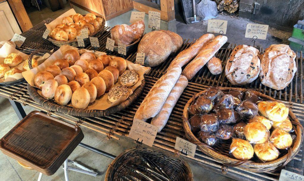 NAOZOの石窯パン